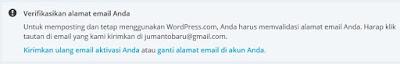 cara membuat blog gratis wordpress 7