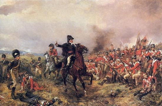 Wellington en Waterloo