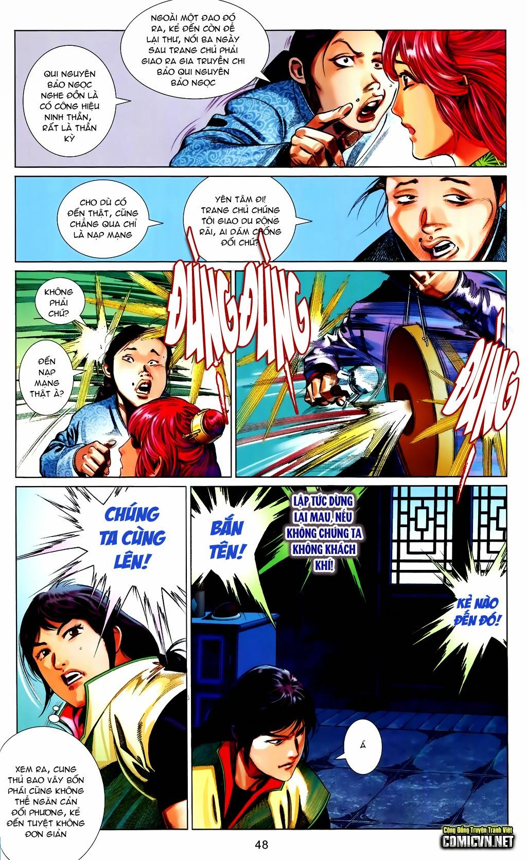 Phong Vân Chap 663 - Trang 48