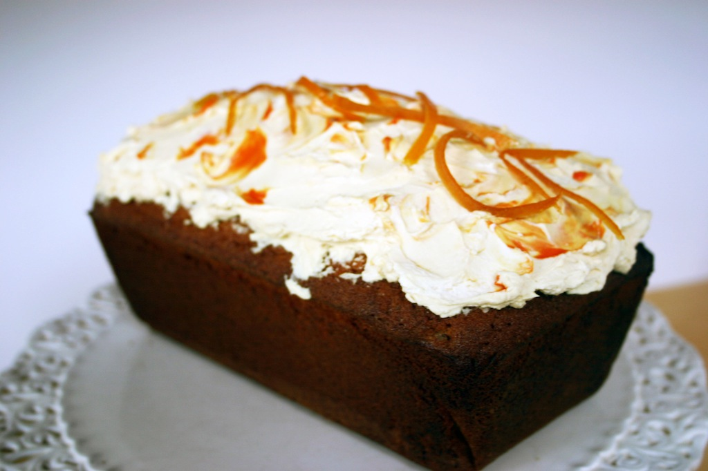 Belleau Kitchen: mothers day marmalade cake