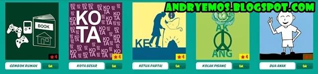 Kunci Jawaban Game Tebak Gambar Android Level 6