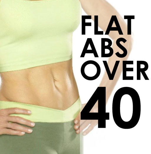 How to Get a Flat Stomach After 40