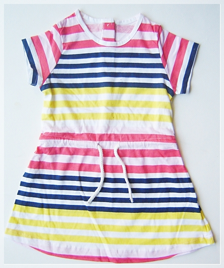 Wholesale branded baby clothes: H&M : Short sleeves stripe ...
