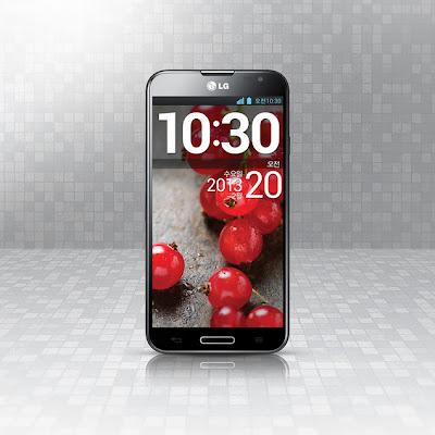 LG Optimus G Pro Black
