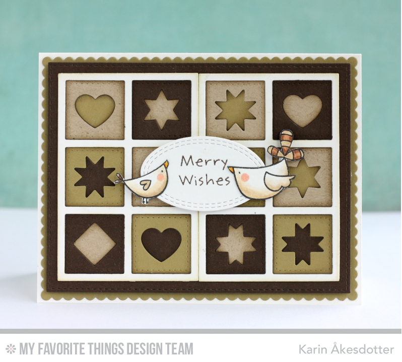 Peppermint pattys papercraft creative construction with blueprint is a set i as a textile teacher really really love i just had to make a cozy quilt card malvernweather Image collections