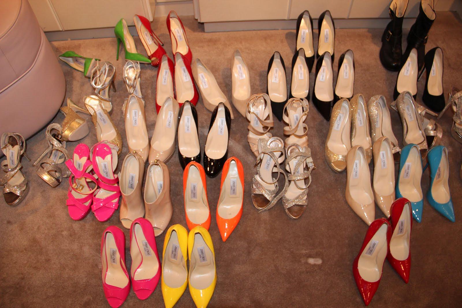 fashionably petite: Jimmy Choo CHOO 24:7 Collection