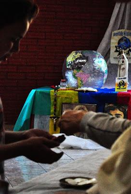 Juventude da Diocese de Vacaria/RS diz SIM à Missão
