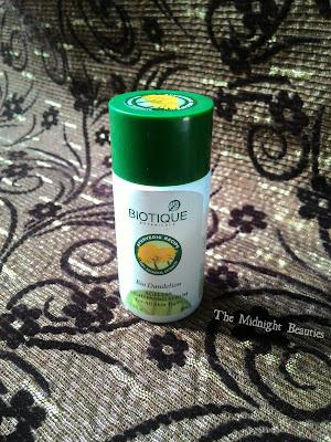 iotique Bio Dandelion Ageless Lightening Serum