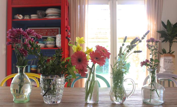 Arreglo floral rápido. www.soyunmix.com
