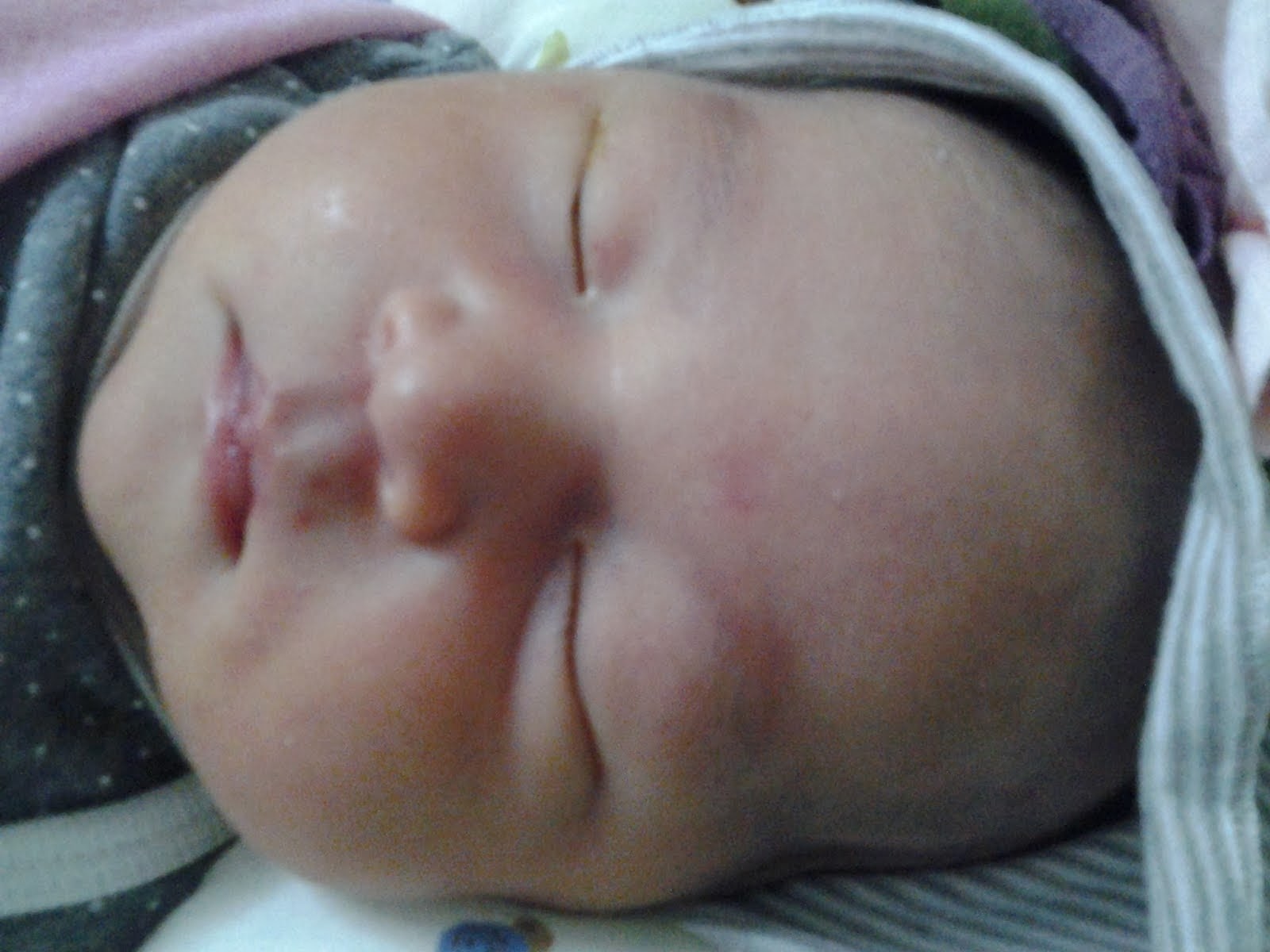 Mama Abah's 1st Princess