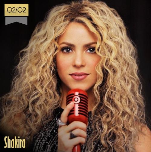 2 de febrero | Shakira - @shakira | Info + vídeos