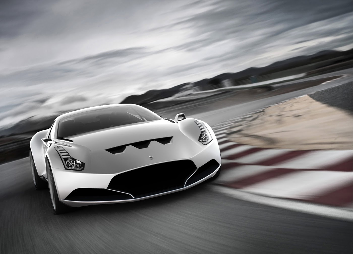 Ferrari 612 GTO concept prepared for 2015