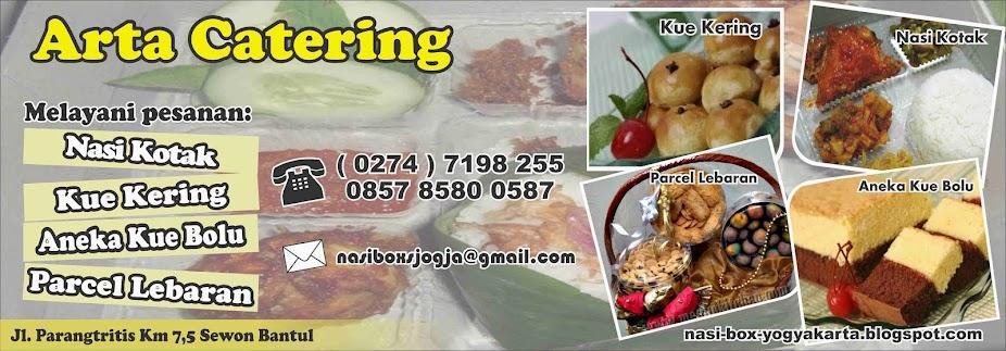 Arta Catering Nasi Box Yogyakarta