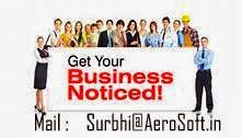 Advertising With AeroSoft