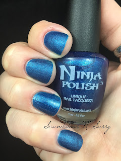 Ninja Polish Thunder Fever