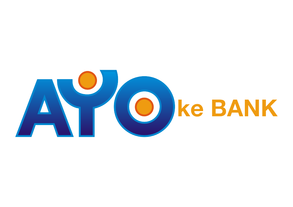 Download Logo Ayo ke Bank Vector
