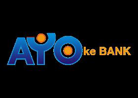 Ayo ke Bank Logo Vector download free