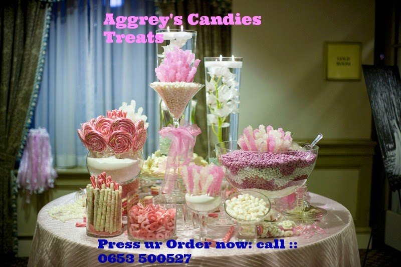 AGGREY'S CANDIES TREATS
