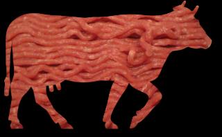 Tabla de calorías-carne de vaca