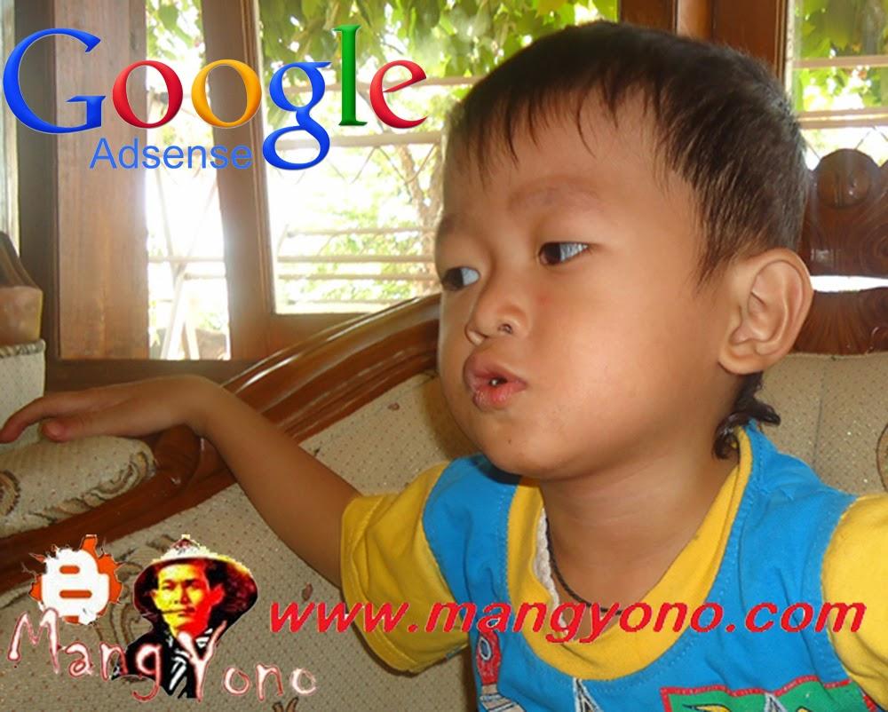 Blog Mang Yono Dapat Gaji Bulanan Dari Google Adsense