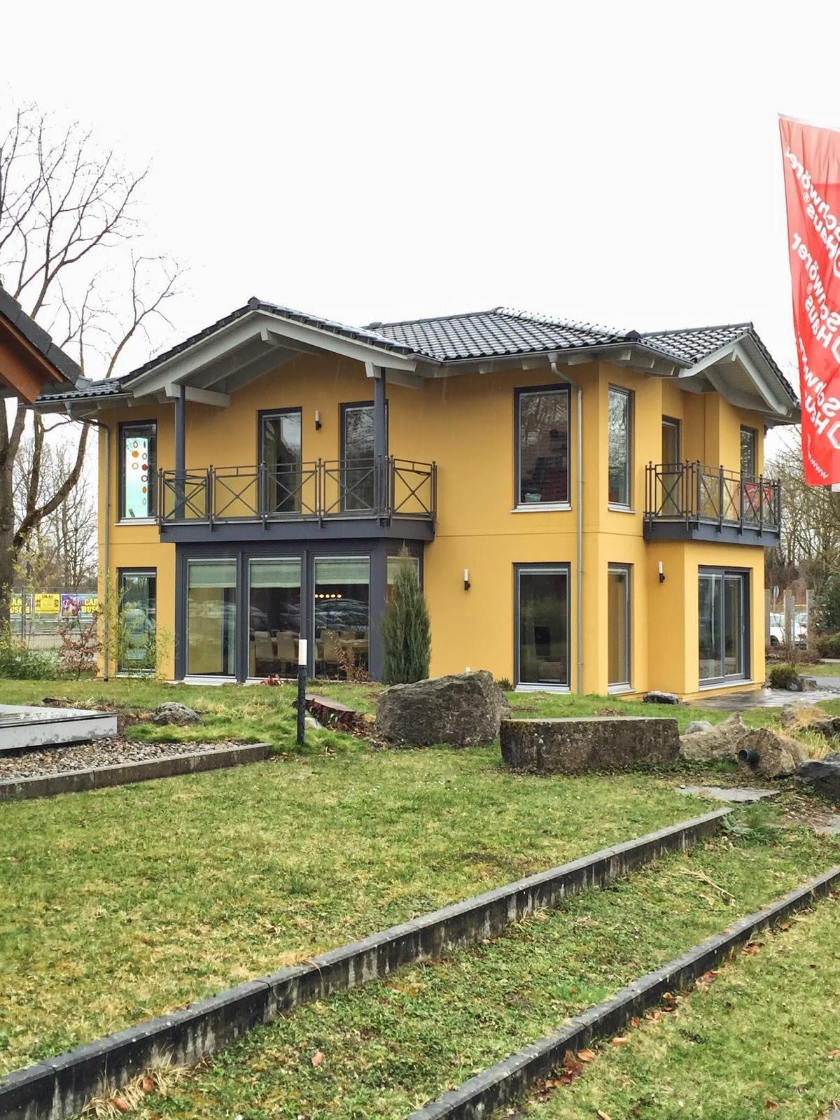 Wir bauen ein Schwörer-Haus (2015-2016): Musterhausbesichtigung ...