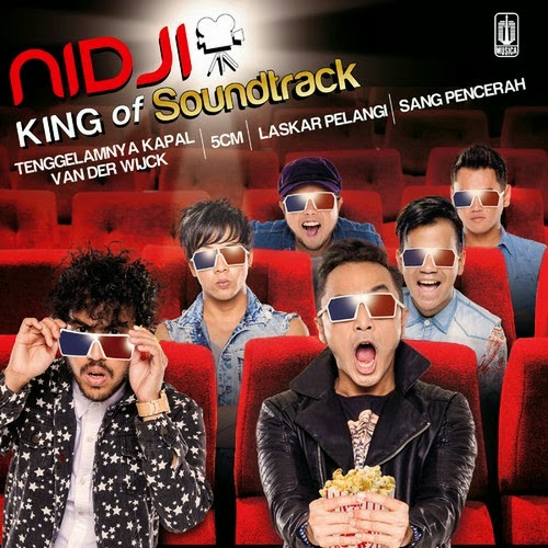 Album Nidji King of Soundtrack 2014