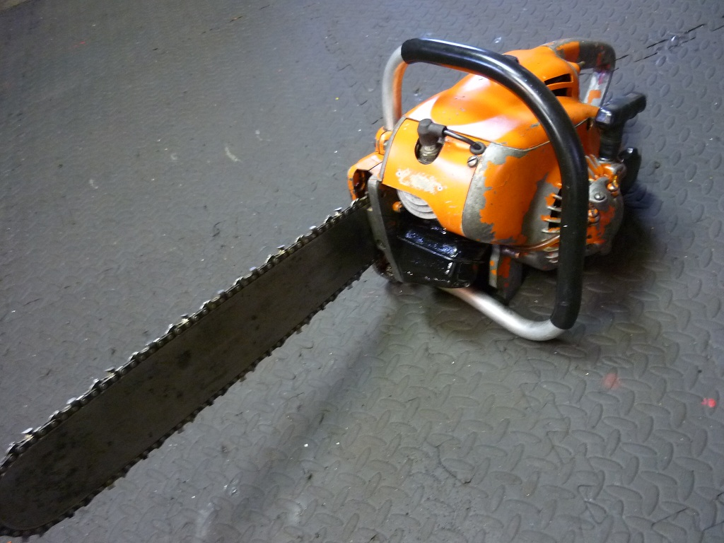 Vintage Chainsaw Collection Dolmar Ca