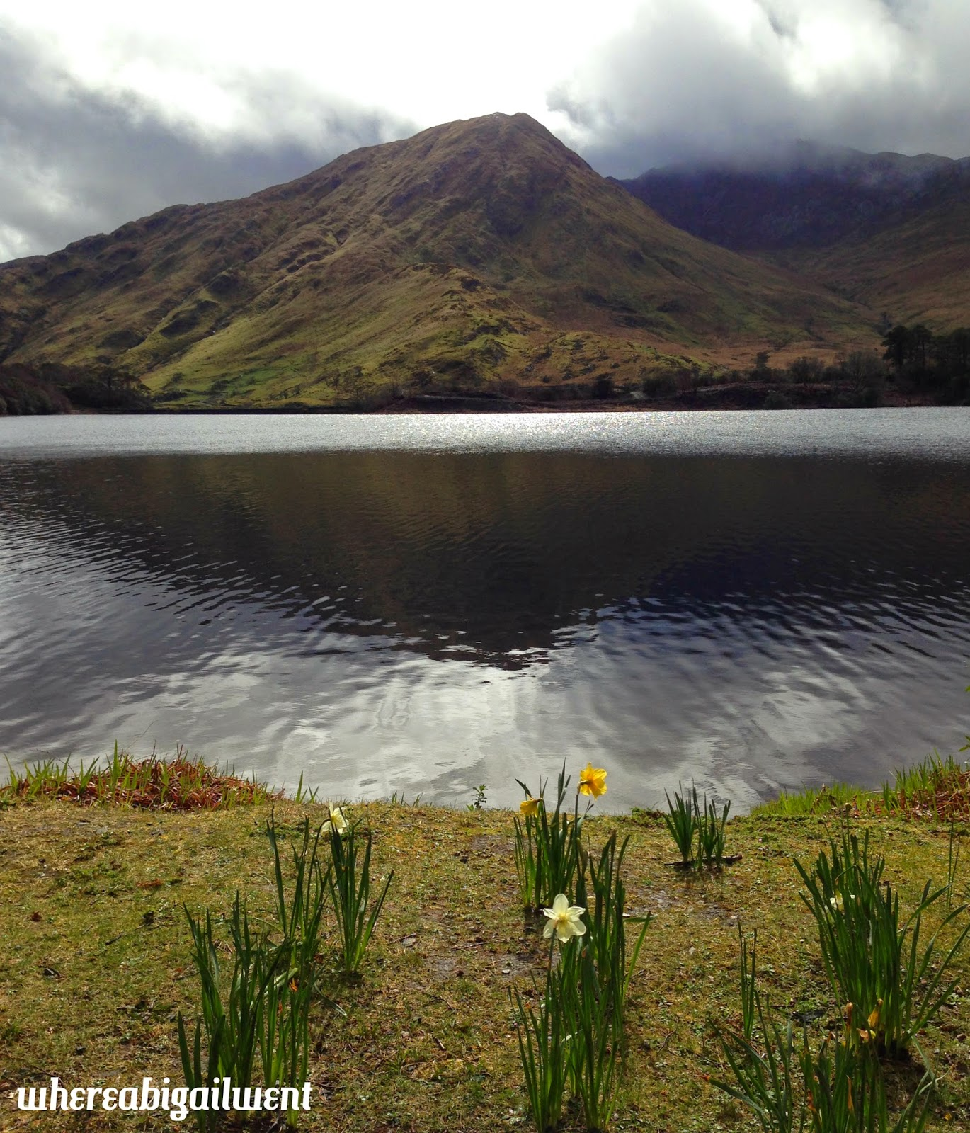 Connemara Mountains and Lakes