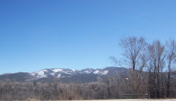 Taos Mountain, early Winter