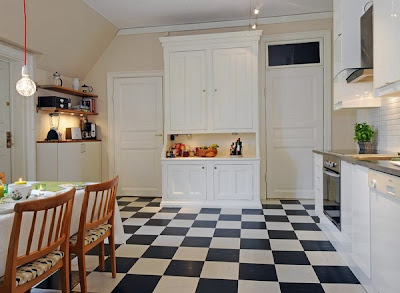dapur cantik29 30 Ide Desain Dapur yang Cantik dan Menarik