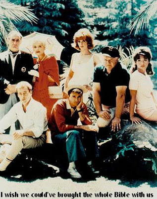 the biblical world the theology of gilligans island who