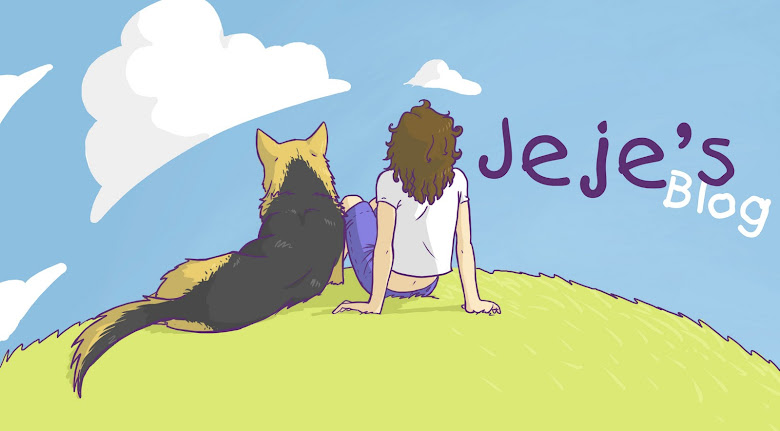 Jeje's Blog