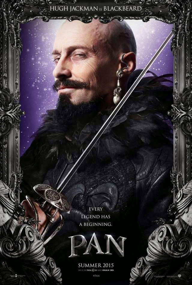 Pan - Official Trailer (2015) - Subtitulado