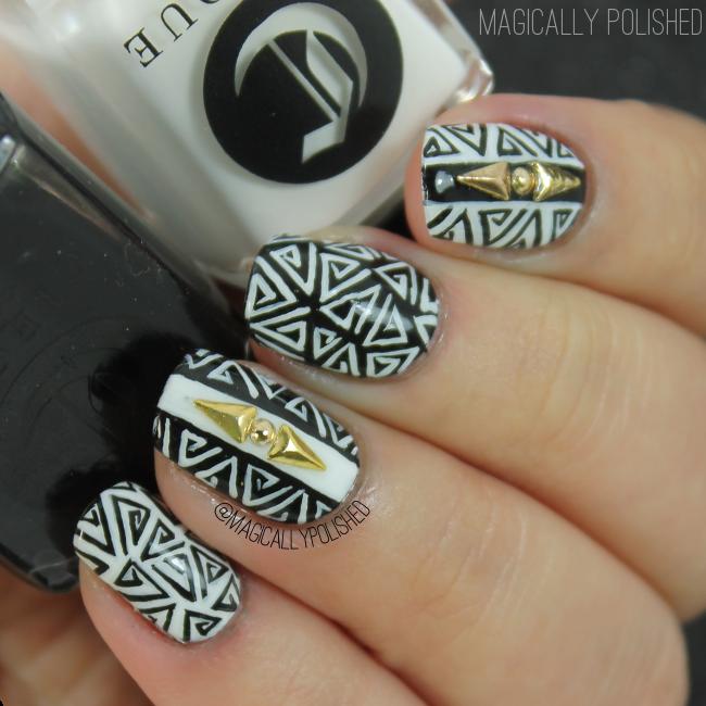 Magically Polished Nail Art Blog November 2014