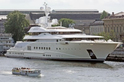 Seemingly profligate, the yachting industry contributes billions of dollars to the global economy. (Photo: Canadian Business)