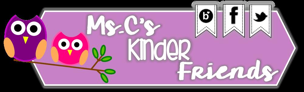 Ms.C's Kinder Friends