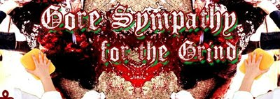 "Banda: participe da Coletnea ""Gore Sympathy for the Grind"""