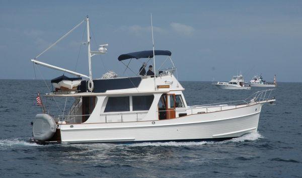 ... their Grand Banks-Europa 42 La Sirena to Mazatlan, Mexico. This boat is ...