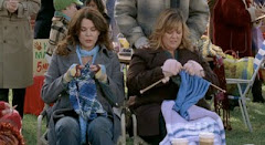 Gilmore girls knitting/My favorite TV-show