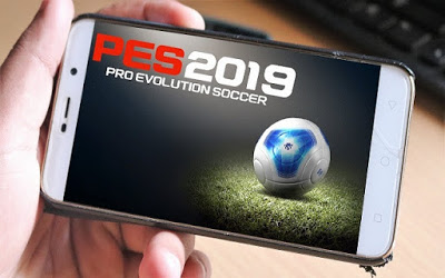 telecharger pes 2019 android