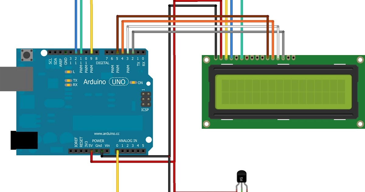 Temperature Monitoring With DHT22 Arduino - Arduino