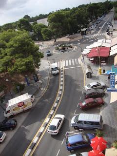El Saler principal road - Valencia - Spain
