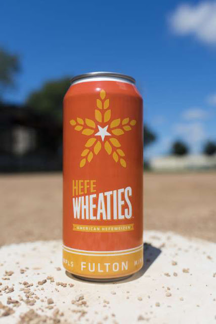 Hefe Wheaties Beer