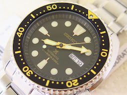SEIKO DIVER NEW TURTLE - SEIKO DIVER SRP775 - BLACK DIAL - GOLD MARKING BEZEL - BRACELET -AUTOMATIC
