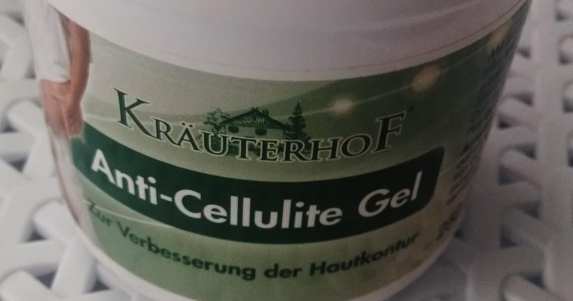 kräuterhof anti cellulite gel