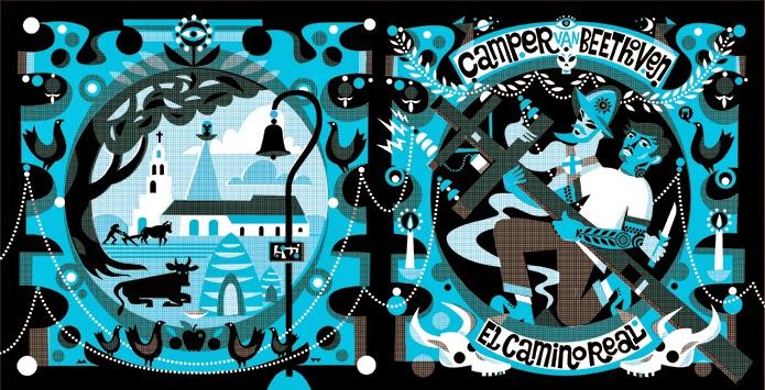 CAMPER VAN BEETHOVEN - (2014) El camino real 2