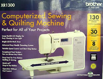 xr1300 sewing machine costco