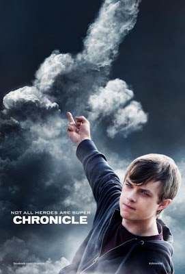 Poster Chronicle - Estrenos 2012 - Antiheroes