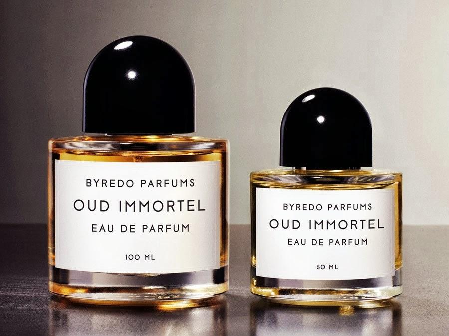 perfumes com nota oud