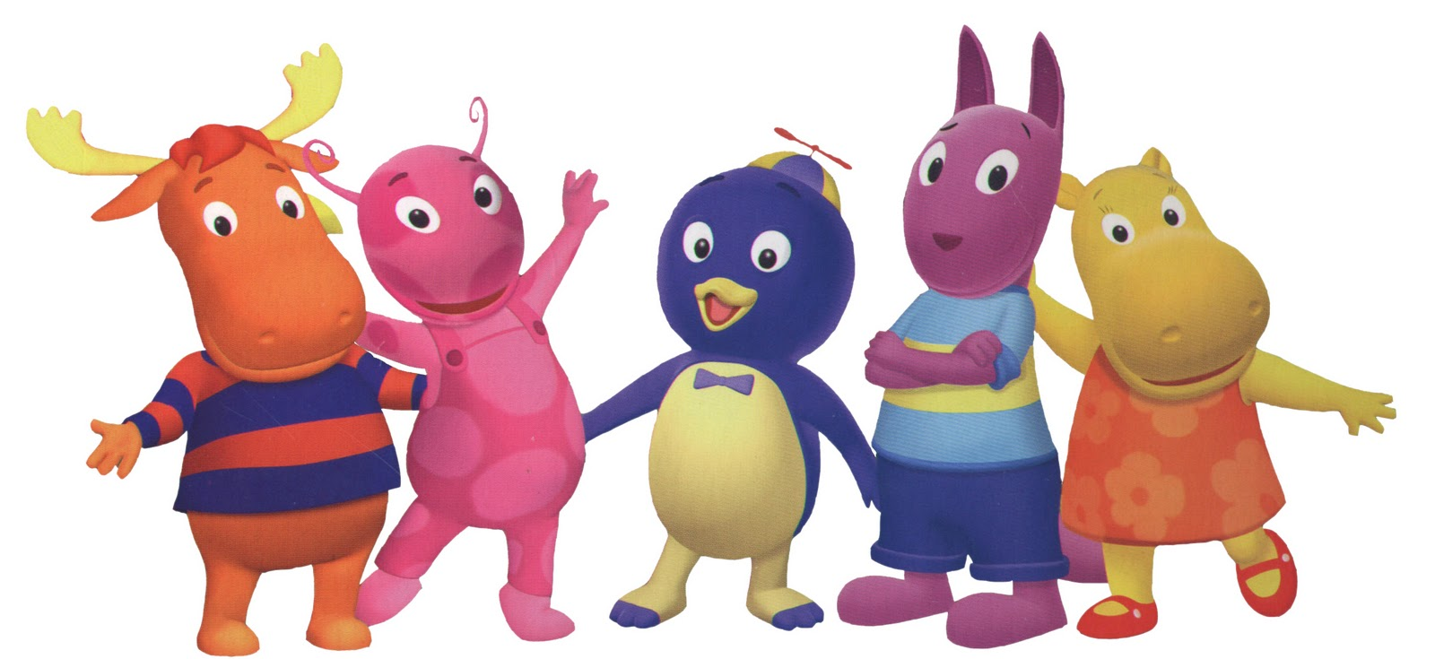 sneak peek staying young with the backyardigans